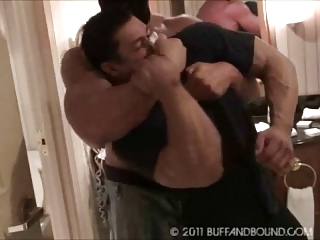 Bdsm huge muscle