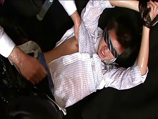 Japanese office men sex