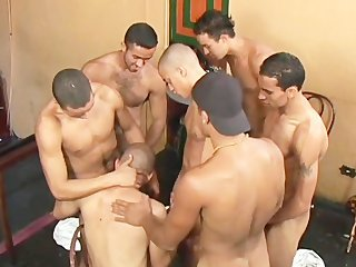 Gangbang Games - Scene 3 - The French Connection