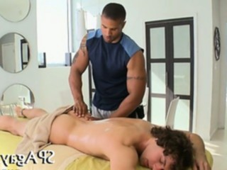 anal games, homosexual, interracial, massage
