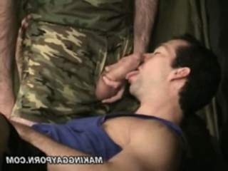 blowjob, gays fucking, homosexual, military, muscle