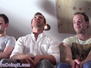 Gay amateurs suck cocks