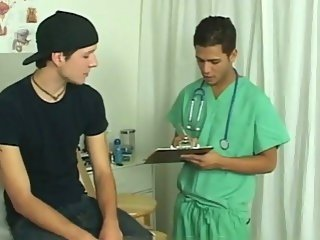 Amazing gay scene His next procedure was to get a nut nectar sample