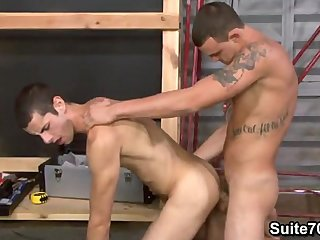 Jake Steel and Cliff Jensen