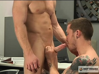 Blu Kennedy's Gift For Carter: Long Lasting Sucking Session