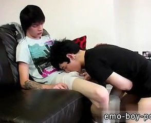 Long gay emo sex videos Inked emo Lewis Romeo is the imperious boy right
