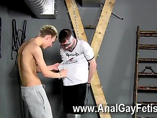 Hot gay sex Reece is about to show straight lad Matt how to decently