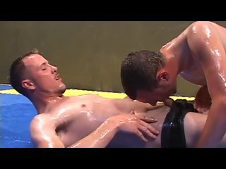 Oil Wrestling Gets Taken A Step Further - Factory Extreme
