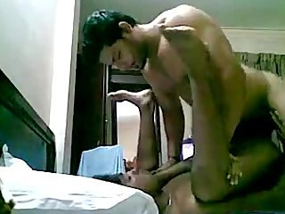 Young Indian, Desi Roommates having wild Gay Bareback Sex.