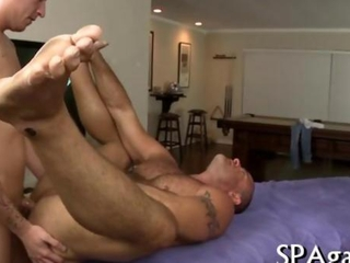 Wet blowjobs for a cock crazed masseur