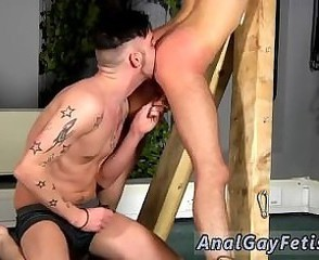 Gay anal sex movies balls deep He's been given the delicious Oli Jay to