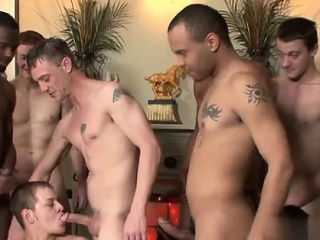 blowjob, gangbang, homosexual, interracial, twinks