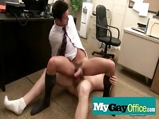Office Gay Sex And Hardcore Video 15
