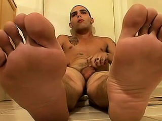 amateurs, bodybuilder, homosexual, masturbation, softcore
