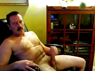 handsome daddy's jacking