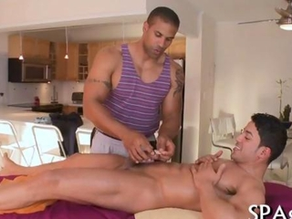 Satisfying gay blowjob leads to a dirty ass fucking