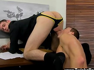 Gay XXX Jason's hard hard-on and swaying ball sack are rapidly out for