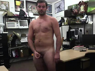 bodybuilder, homosexual, hunks, masturbation, office