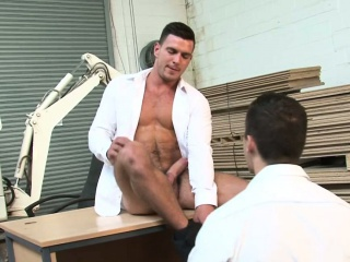 blowjob, bodybuilder, european, homosexual, muscle