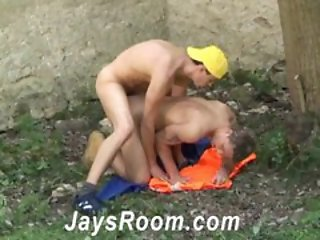 ass fuck tube, bareback, homosexual, outdoor, rough