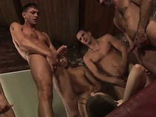 Nude gay movies sex indian James Takes His Cum Shower!