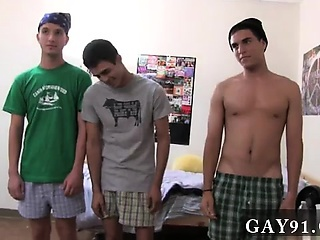 Male models So the fraternity brothers decided to play a jok