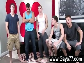 Big boy big dick gay boy sex Bareback Orgy Action 1000th Episode