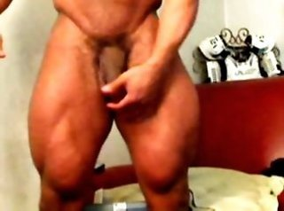 homosexual, huge dick, muscle, sperm