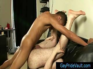 gay thug is fucking his friends hairy butthole By Gaypridevault