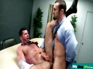 bodybuilder, facial, homosexual, office, sexy twinks