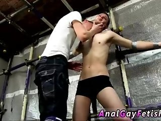 Gay twink swallows bear cum Feeding Aiden A 9 Inch Cock