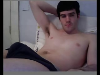 This is what boys and men do in front of their webcam