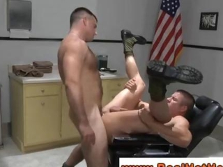 Athletic muscular hunks jumps in a sexy studs dick