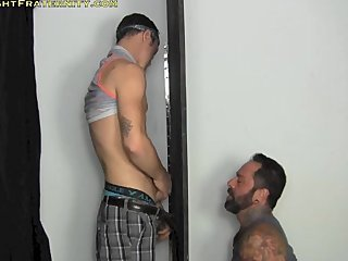 g120: Trey at the Gloryhole