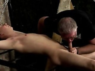 Hot gay sex Draining A Boy Of His Load