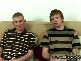 Hottest boys looking at camera gay porn first time Quickly disrobing
