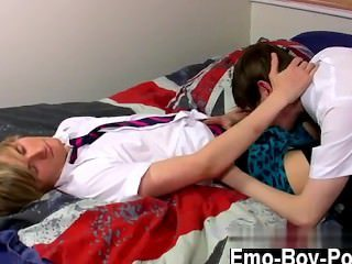 Gay sex Ethan Knight and Brent Daley are 2 mischievous students lovin'