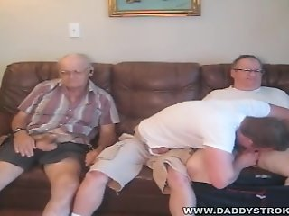 Guy Next Door - 2 mature daddies with the guy next door
