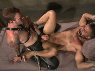 Adam Ramzi's First Time BDSM Experience With Christian Wilde
