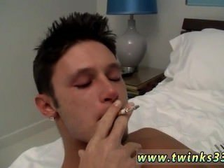 Sex extreme gay Damon Archer Smoke & Stroke