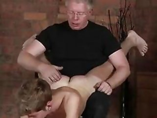 Male models Spanking The Schoolboy Jacob Daniels