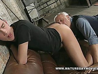 sexy immature playmate grabs fucked by mature daddy cock