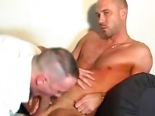 decent movie scene My heterosexual bystander gets sucked by a guy!