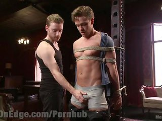 Bi Hunk acquires supreme Edging