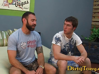 Adventures With A Bearded Muscle Stud