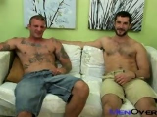 Tattooed top Ricky Sinz fucks a...