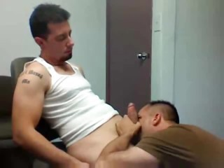 cum drinking His without exception Load