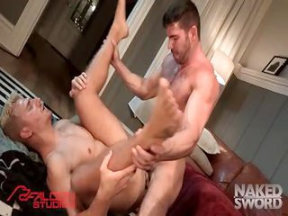 matchless Buddies - Free Gay Porn nigh on Nakedsword - video 126709