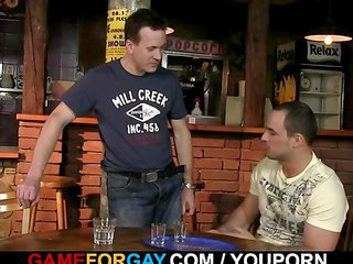 totally straight barman wins misled by a gay