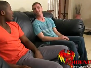 Jackson miller likewise jp richards interracial ottoman anal drilling